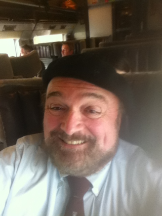 Eurostar selfie