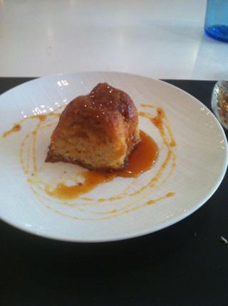 Lunch dessert